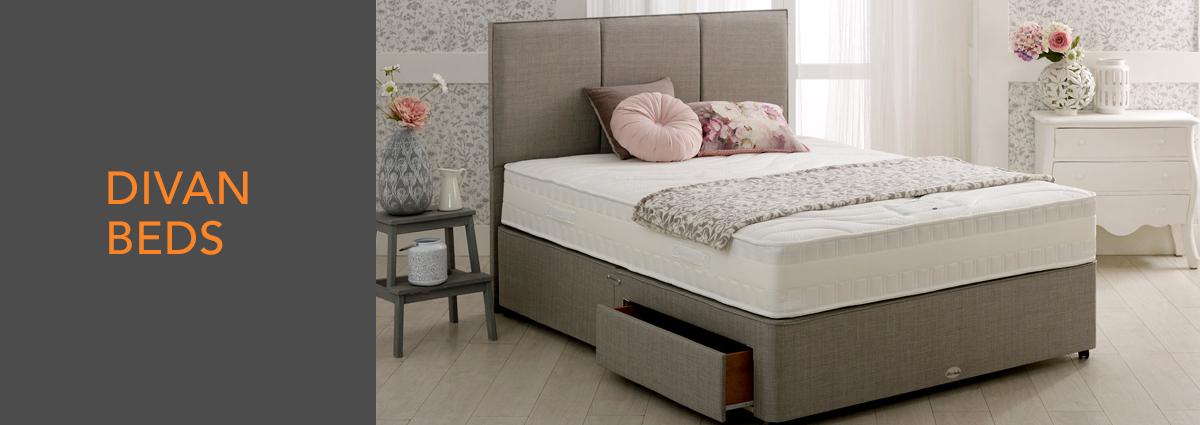 WL dept banner divan beds